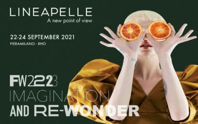 We will be at the Lineapelle fair